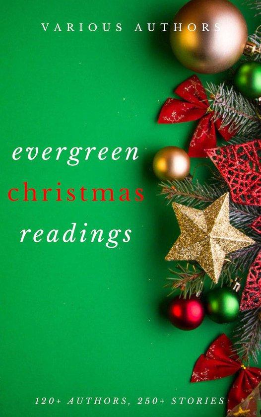 Boek cover Evergreen Christmas Readings van A.A. Milne (Onbekend)