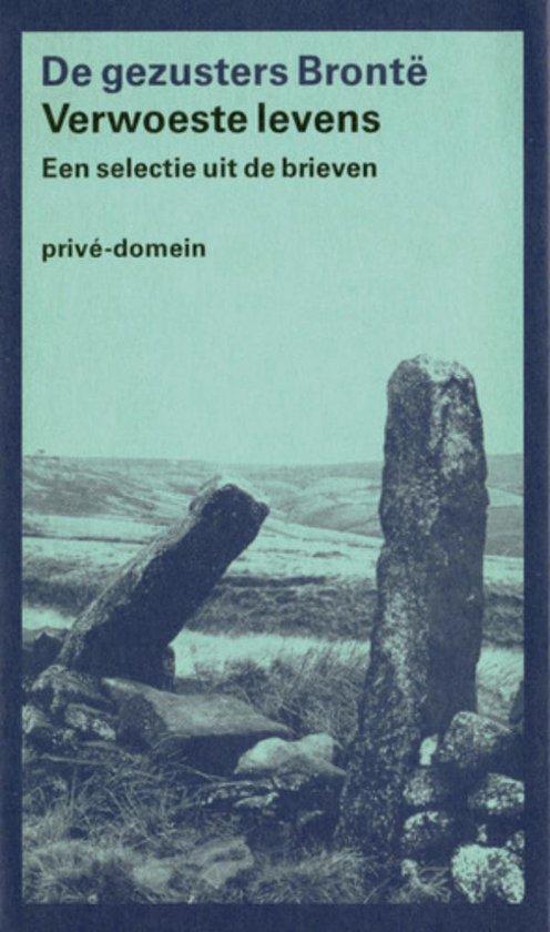 Cover van het boek 'Verwoeste levens'