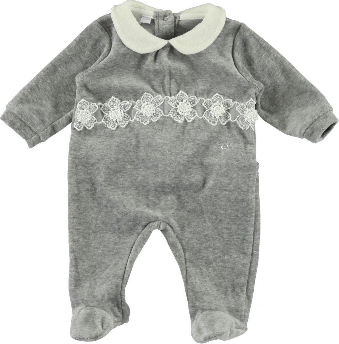 Pyjama met dessin voor babymeisjes | Petit Bateau