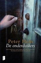 Boek cover De onderduikers van Peter Hein