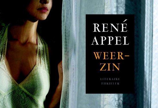 Weerzin - dwarsligger - Rene Appel pdf epub