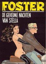 Sombrero Zwarte reeks 075 de geheime nachten van Stella