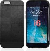 iPhone 6(S) (4.7 inch) TPU Cover hoesje case zwart