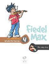 Fiedel Max - Klavierbegleitung 4. Schule für Violine