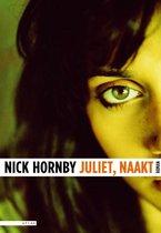 Boek cover Juliet, naakt van Nick Hornby