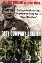 Boek cover Easy Company Soldier van Don Malarkey (Paperback)