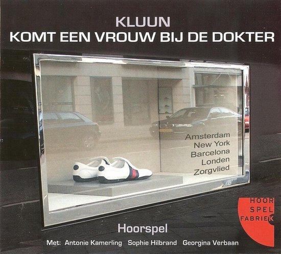 Boek cover Komt een vrouw bij de dokter van Kluun (Onbekend)