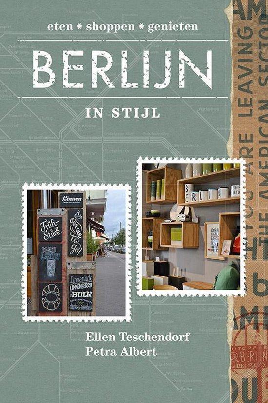 Berlijn in stijl - Ellen Teschendorf  