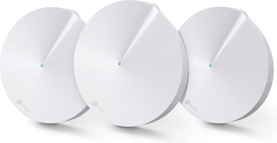 TP-LINK Deco M9 Plus - Multiroom wifi systeem - V2 - Triple Pack