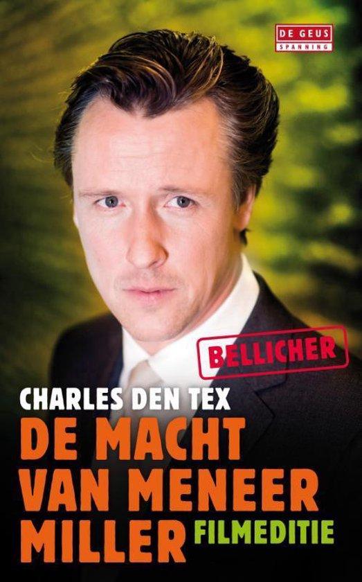 Cover van het boek 'De macht van meneer Miller' van C. den Tex