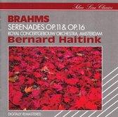 Serenades Op. 11 & Op. 16
