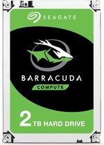 Seagate BarraCuda - Interne harde schijf - 2 TB