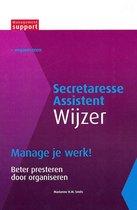 Secretaresse Assistent Wijzer  -   Secretaresse assistent wijzer