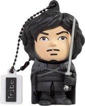 SilverHT 16GB Game of Thrones - John Snow USB flash drive 2.0 Beige, Zwart