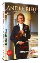 CD cover van Love In Maastricht (DVD) van André Rieu