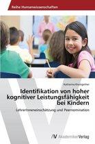 Identifikation von hoher kognitiver Leistungsfahigkeit bei Kindern