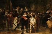 Nachtwacht | Rembrandt van Rijn | Canvasdoek | Wanddecoratie | 150CM x 100CM | Schilderij