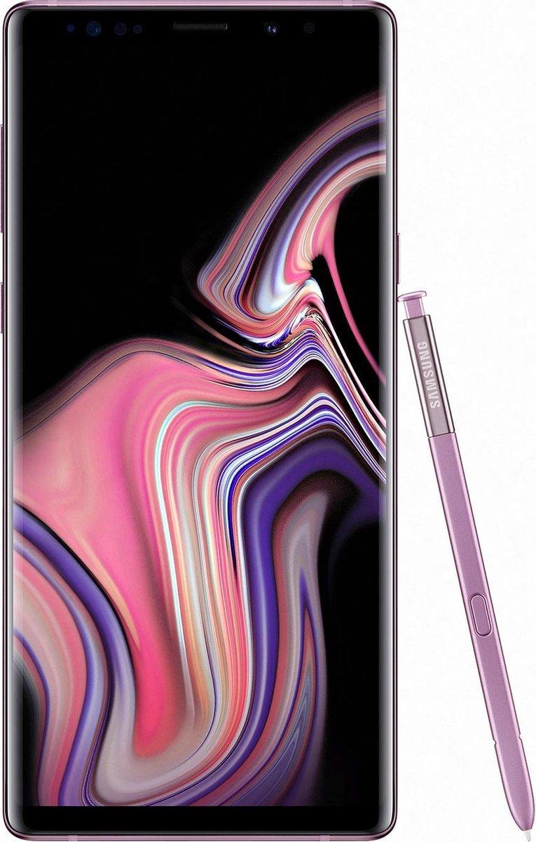 Samsung Galaxy Note9 SM-N960F 16,3 cm (6.4'') 6 GB 128 GB Dual SIM Paars 4000 mAh kopen