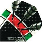 Harrows Dimplex flight 3 darts