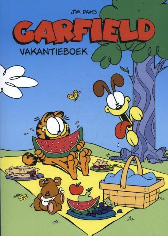 Garfield vakantieboek - Jim Davis  