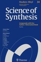 Omslag Science of Synthesis: Houben-Weyl Methods of Molecular Transformations Vol. 34