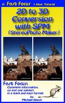 2D to 3D Conversion With SPM (StereoPhoto Maker)