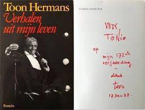 Verhalen uit mijn leven - Toon Hermans |