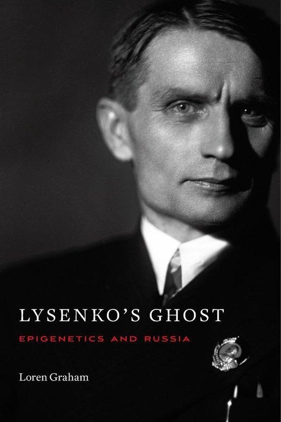 Boek cover Lysenkos Ghost van Loren Graham (Onbekend)