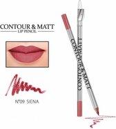 REVERS® Contour & Matt Lip Pencil #9 Siena