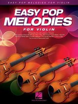Easy Pop Melodies For Violin