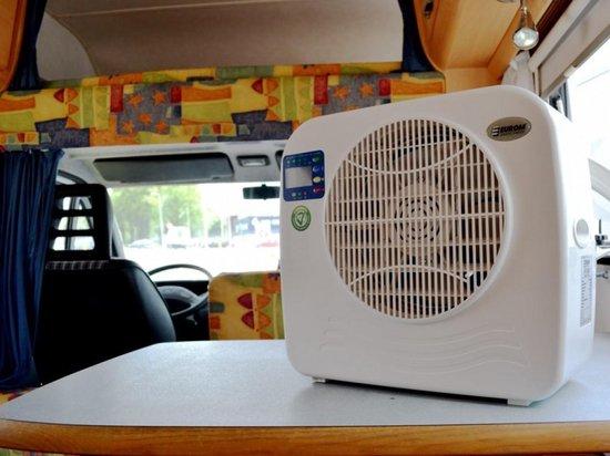 Eurom AC2401 - Caravan Airco - Wit