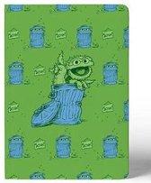 Sesame Street Oscar the Grouch Journal