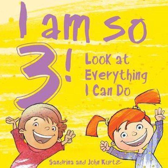 I Am So 3!