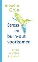 Omslag Stress en burnout voorkomen