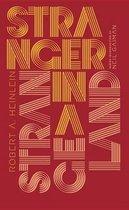 Boek cover Stranger in a Strange Land van Robert A. Heinlein