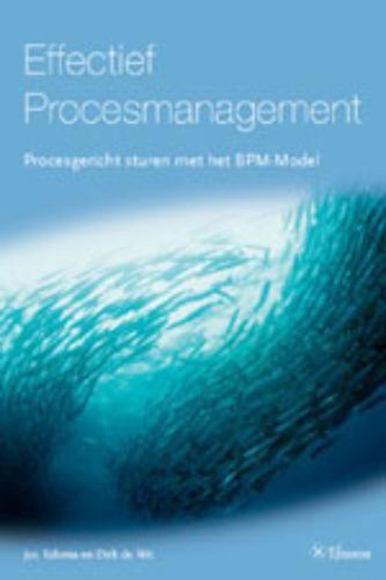Effectief procesmanagement - J. Tolsma |