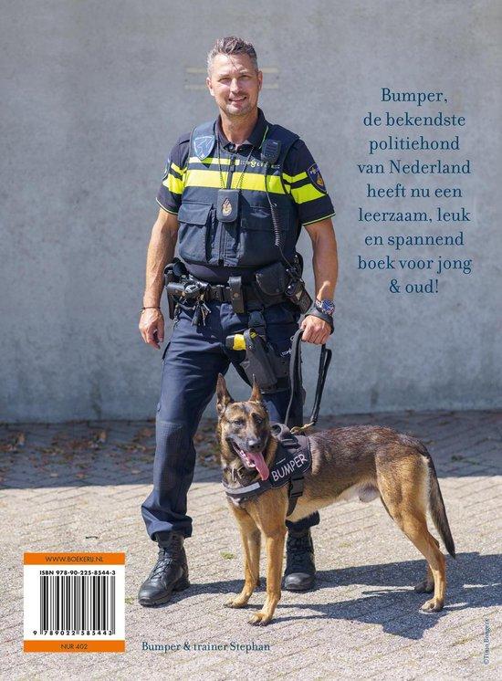 Bumper de politiepup - Koen van Santvoord