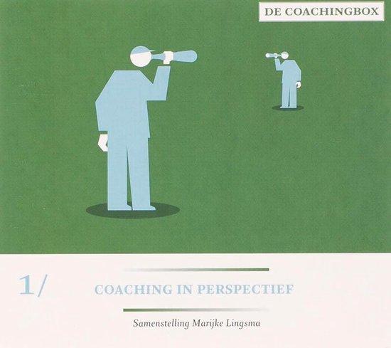 Coaching in perspectief (luisterboek) - Marijke Lingsma |