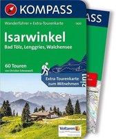 WF5430 Isarwinkel, Bad Tölz, Lenggries, Walchensee Kompass