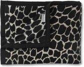 Essenza Plaid Giraffe - 150x200 cm - Black/Brown