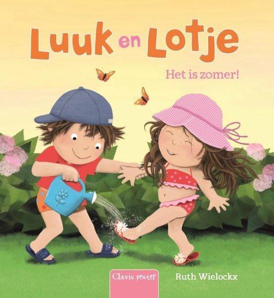 Luuk en Lotje - Het is zomer! - Ruth Wielockx  