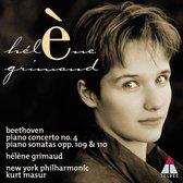 Beethoven: Piano Concerto no 4, Sonatas / Grimaud, et al