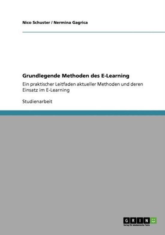 Grundlegende Methoden Des E-Learning