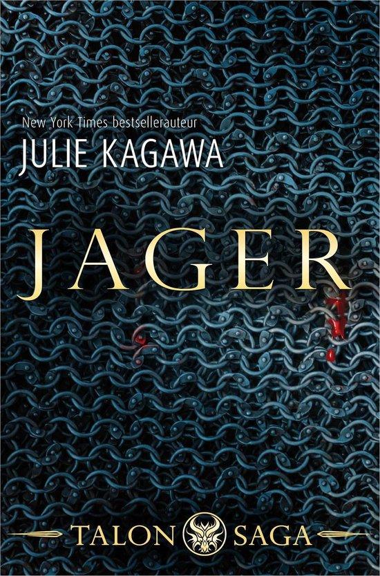 Talon Saga 3 - Jager - Julie Kagawa  
