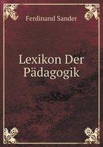 Lexikon Der Padagogik