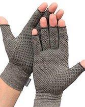Artritis Compressie Handschoen met Anti-slip maat