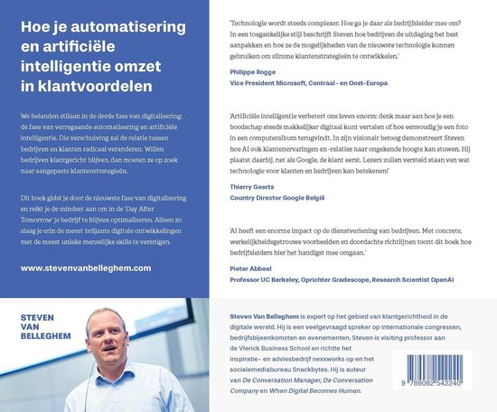 Customers the day after tomorrow (E-boek)