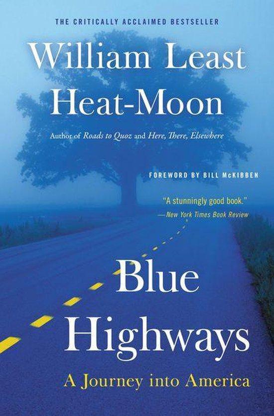 Boek cover Blue Highways van William Least Heat Moon (Onbekend)