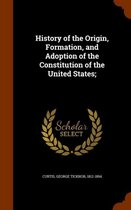 History of the Origin, Formation, and Adoption of the Constitution of the United States;