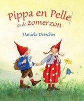 Pippa & Pelle  -   Pippa & Pelle in de zomerzon